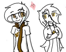 iScribble with Birdie by HiddenZealot