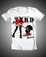 TXRD Holiday Bout Shirt by kidswithscissors