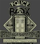Police Box Storage Company by Magmakensuke