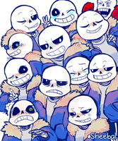 I looked at this. And it needs more Sans by sheebal
