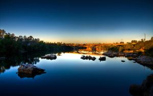Still Waters by Dr-Bee