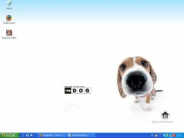 Dog wallpaper by Kemys