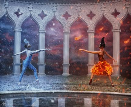 Dance of Ice and Fire by Emma-96
