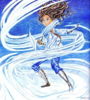 Katara (Avatar the legend of Aang) by Samy110