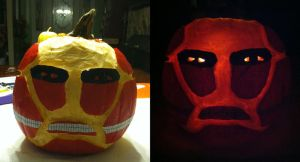 The Colossal Pumpkin! by kast43