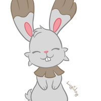 Bouncing Bunnelby by Lugidog