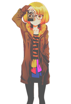 Anime Girl Render By Feary Bad Day-d5sdcia by Harumiii-chan