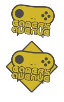 Gamers Avenue logo by reavX