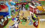 Assorted: The Bazaar by shadowthecat971