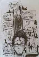 Markiplier and Slendermaaaaaan by Haiymi