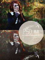 PSD Coloring  #18 by lucemare