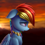 Lonely Sunset by lachlan765