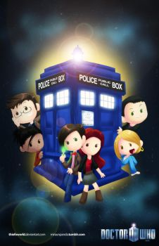 Home is where the tardIS by Thiefoworld