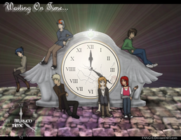 BT Poster- Waiting on Time by Ocrienna