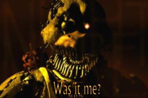 I knew Nightmare Chica would have a lot of teeth by gold94chica