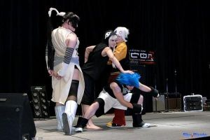 Medusa and the Soul Eater Gang by Lynalee