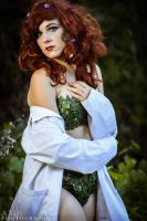 Natural Beauty - Poison Ivy by ArtfulAnarchy