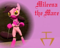 Mileena the Mare by Neros1990