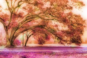 Amber Tree by leapdaybride