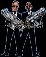 MIB by Loopydave