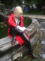 Edward Elric cosplay 01 by mokona418