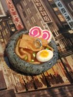 Bowl of Noodles by WISH4000