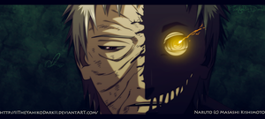 Naruto 657 Until You Die by IITheYahikoDarkII