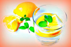 Water-drink-fresh-lemons by YOKOKY