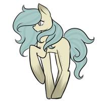 Pony Egg Mystery Adopt #1 by Bolties