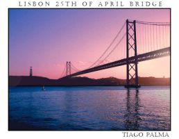 Lisbon's 25th of April Bridge by TiagoPalma