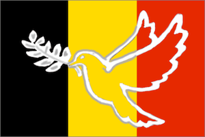 Belgium-peace-dove by marshwood