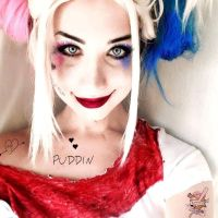 HARLEY QUINN - Suicide Squad by Sarina-Rose