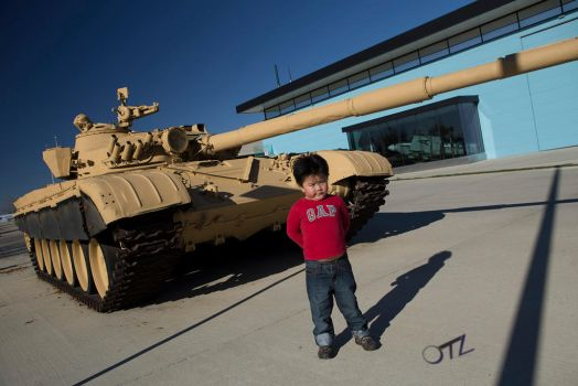 Calgary Military Museum by OTLProductions