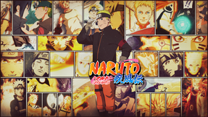 Naruto ( Color Manga Style ) Wallpaper 1080p by Omegas82128