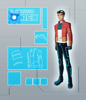 Generator Rex - Game (example) by SunyFan