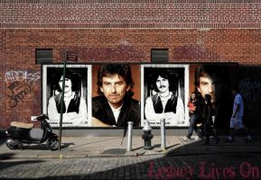 George Harrison Tribute 9 by WilburRobinsonsGirl