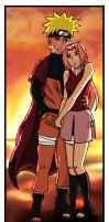 Narusaku: Always protected by Celious