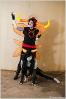 Homestuck: I Choose You, Disciple! by CosplayerWithCamera