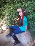 The Chillest Chick in Gravity Falls, Oregon by RedVelvetCosplay