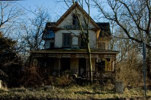 Haunted House 4 by FairieGoodMother