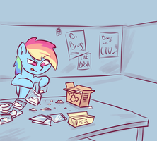 CSI Pony Drug Business by poptart36