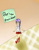 Ruri The President by ladny