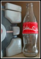 Nuka-Cola Bottle by Machi-Ramen