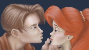 78 - 2012 Tini - Digital: Jim + Ariel by JusTiniStilborn