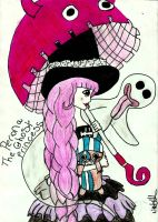 Perona the ghost princess by IamNasher