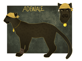 Comm: Adewale by DoctorCritical