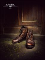 Boots. Old School by MarkScheider