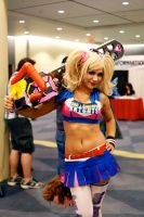 Juliet Starling Fan Expo 2014 #2 by Lightning--Baron