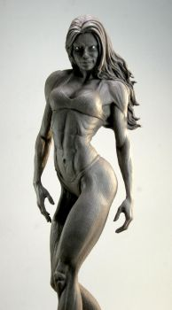 fitness by rieraescultura-art