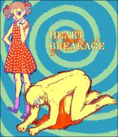 Heart Breakage by amingo
